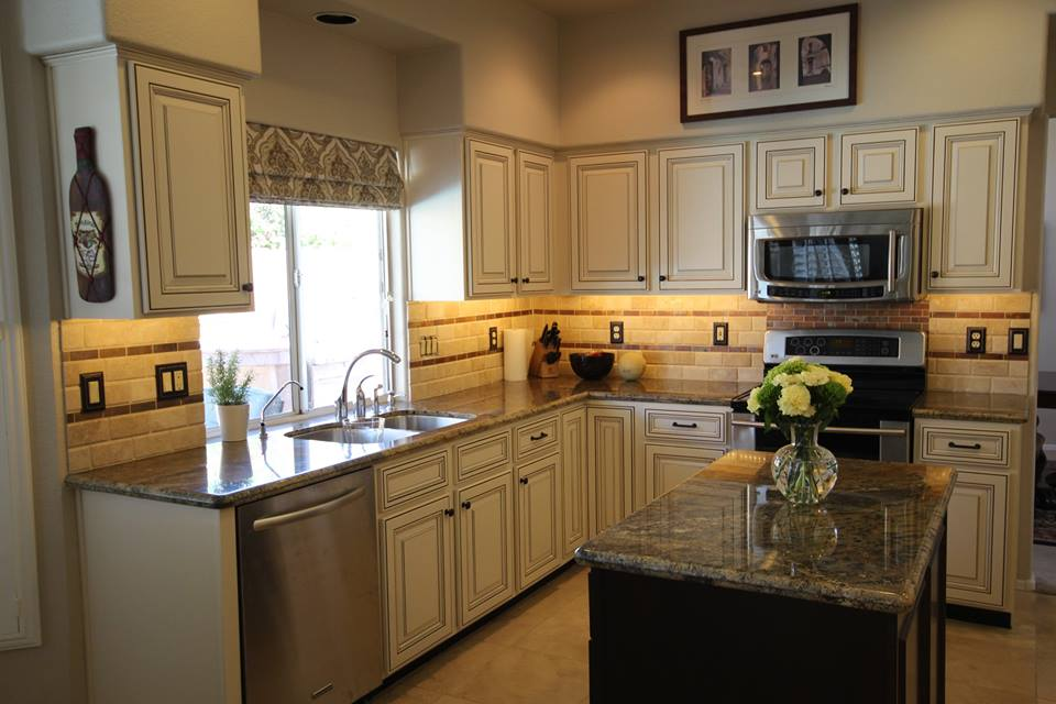 What is Kitchen Cabinet Refacing? | The Golden Rule Furniture Repair